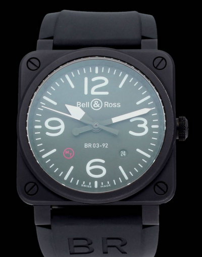 Bell And Ross - BR03-92 Military Type - Br03-92