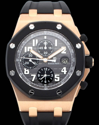 Audemars Piguet - Royal Oak Offshore - 25940OK.OO.D002CA.01.A