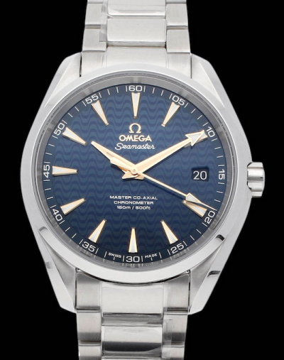 Omega - Seamaster Steel Anti-magnetic - 23110422103006