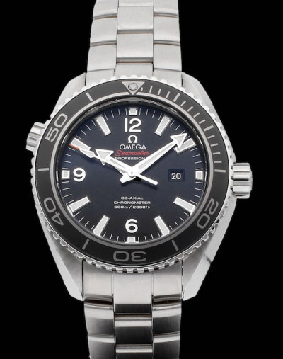 Omega - Seamaster Planet Ocean 600M co-axial - 232.30.38.20.01.001