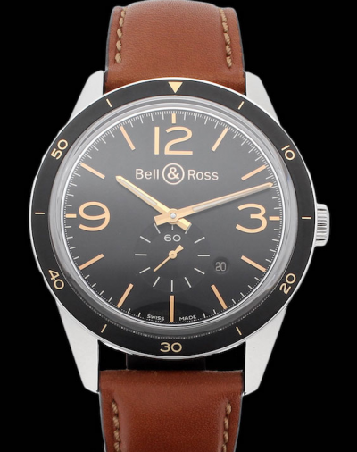 Bell And Ross - Vintage 123 - BR123-95 (Golden Heritage)