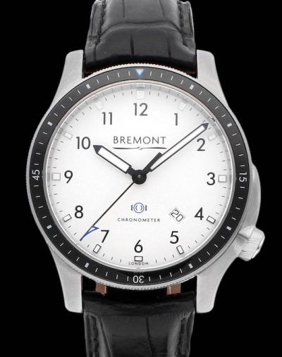 Bremont - Boeing - BB1-SS/WH/R