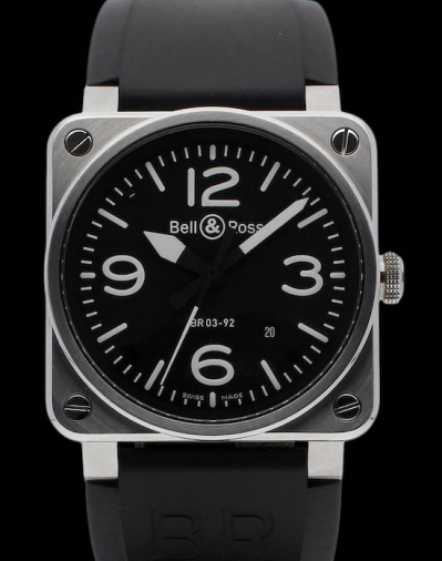 Bell And Ross - BR03-92 Steel - BR03-92 Steel