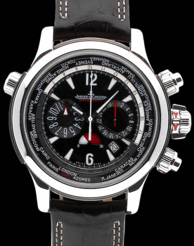Jaeger-lecoultre - Master Compressor Extreme World Chronograph - Q1768470