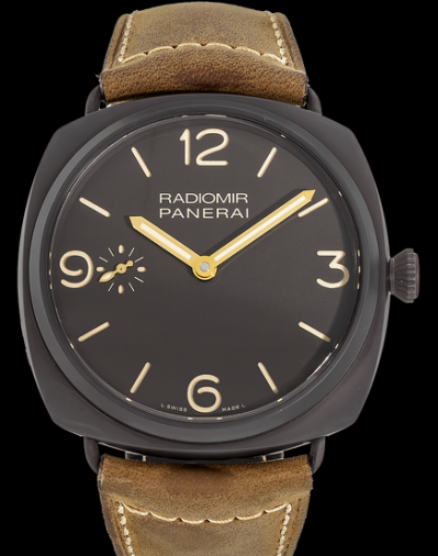 Panerai  - Radiomir Manual - PAM00504