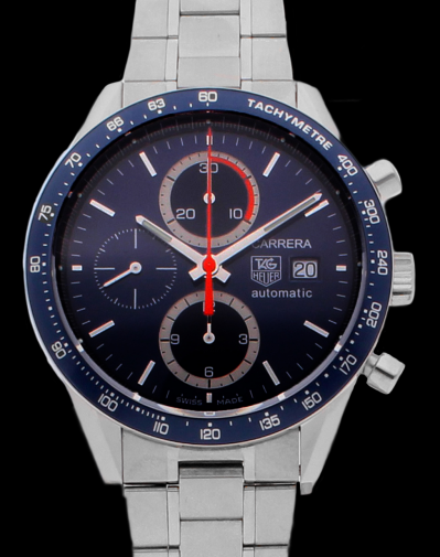 Tag Heuer - Carrera Calibre 16 - CV2015.BA0794 Limited Edition