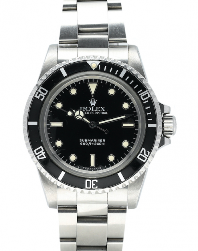 Rolex - Submariner - 5513 - 2 liner, 660 ft first