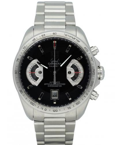 Tag Heuer - Grand Carrera - CAV511A
