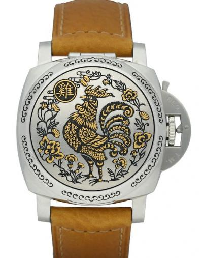 Panerai  - Luminor Sealand Year of the Rooster - PAM00852
