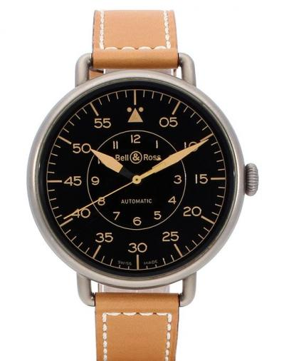 Bell And Ross - Vintage - WW192-HER/SCA