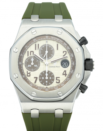 Audemars Piguet - Royal Oak Offshore - 26470ST.OO.A801CR.01